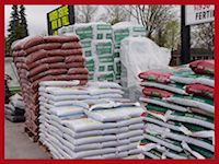 Bagged Soil & Mulches