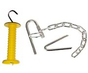 Electric Fence Gate Latches