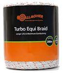 Electric Fence Turbo Equi Braid