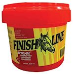 Finish Line Apple-Eh!
